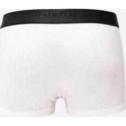 Calvin Klein Underwear - Bokserki Trunk. Szare bokserki męskie marki Calvin Klein Underwear, s, z bawełny. W wyprzedaży za 89,90 zł.