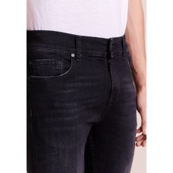 Jeansy męskie: 7 for all mankind RONNIE Jeansy Slim Fit black washed