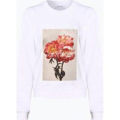 Calvin Klein Womenswear - Damska bluza nierozpinana, czarny. Czarne bluzy rozpinane damskie Calvin Klein Womenswear, xl, z nadrukiem, z bawełny. Za 489,95 zł.