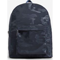 Torby i plecaki męskie: Mango Man – Plecak Dark