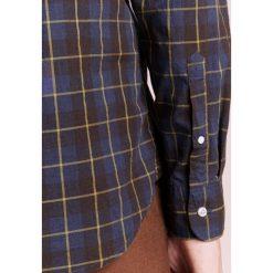 Koszule męskie na spinki: J.CREW HEATHER POPLIN IN RUSTIC PLAID Koszula navy/espresso