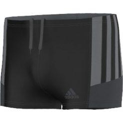 Kąpielówki męskie: Adidas Kąpielówki adidas Inspiration boxer boys J AB7021 AB7021 czarny 128 cm – AB7021