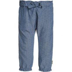 Chinosy chłopięce: Hust & Claire TROUSERS BABY Spodnie materiałowe denim