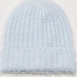 Czapka - Niebieski. Niebieskie czapki zimowe damskie House. Za 39,99 zł.