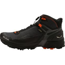 Buty trekkingowe męskie: Salewa MS ULTRA FLEX MID GTX Buty trekkingowe black/holland