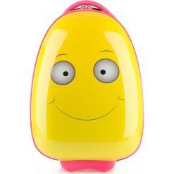 Walizka dla dzieci 56-3K-003-O. Żółte walizki marki Wittchen. Za 199,00 zł.