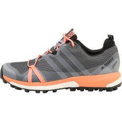 Buty trekkingowe damskie: adidas Performance TERREX AGRAVIC GTX  Obuwie do biegania Szlak grey heather/white/charcoal