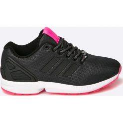 Adidas Originals - Buty ZX Flux. Szare buty sportowe damskie marki adidas Originals, z gumy. W wyprzedaży za 239,90 zł.