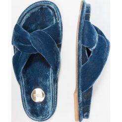Chodaki damskie: RAS Klapki blue