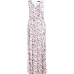 Długie sukienki: Cortefiel Długa sukienka white