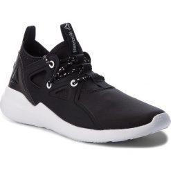 Buty Reebok - Cardio Motion CN4866 Black/White/Silver Met. Niebieskie buty do fitnessu damskie marki Salomon, z gore-texu, na sznurówki, gore-tex. W wyprzedaży za 189,00 zł.