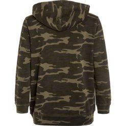 LMTD NITSOUL LOOSE FIT HOOD Bluza rozpinana deep lichen green. Brązowe bluzy chłopięce rozpinane marki LMTD, z bawełny. W wyprzedaży za 129,35 zł.