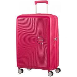 American Tourister Walizka Soundbox 67, Pink. Różowe walizki American Tourister. W wyprzedaży za 549,00 zł.