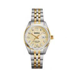 Zegarki damskie: Zegarek damski Doxa Nobel D174TCM