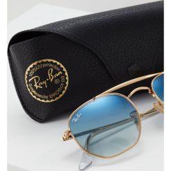 Okulary przeciwsłoneczne damskie: RayBan Okulary przeciwsłoneczne clear gradient blue