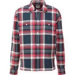 Wood Wood FRANCO Koszula red. Niebieskie koszule męskie marki Polo Ralph Lauren, m, z bawełny, polo. Za 589,00 zł.