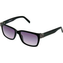 """Okulary przeciwsłoneczne męskie: Okulary przeciwsłoneczne """"JC592S 56/01B"""" w kolorze czarnym"""