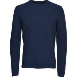 Kardigany męskie: Sweter z dzianiny o drobnym splocie