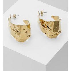 Dyrberg/Kern KLINT EARRING Kolczyki shiny goldcoloured. Żółte kolczyki damskie Dyrberg Kern. Za 399,00 zł.