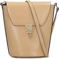 Torby i plecaki: Beżowa torebka damska