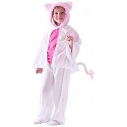 Płaszcze dziewczęce: Rappa Kostium Myszki- Płaszcz