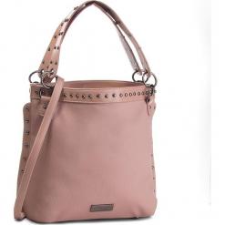 Torebka MONNARI - BAGB620-004  Pudrowy Róż. Czerwone torebki klasyczne damskie marki Monnari, ze skóry ekologicznej, bez dodatków. W wyprzedaży za 199,00 zł.