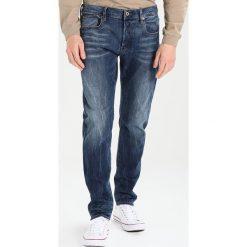 GStar 3301 SLIM Jeansy Slim Fit trender ultimate stretch denim. Niebieskie jeansy męskie G-Star. W wyprzedaży za 395,85 zł.