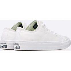 Converse - Tenisówki dziecięce Chuck Taylor All Star II. Szare buty sportowe dziewczęce Converse, z materiału, na sznurówki. W wyprzedaży za 159,90 zł.