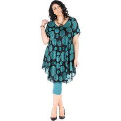 Sukienki balowe: Sukienka w kolorze czarno-zielonym