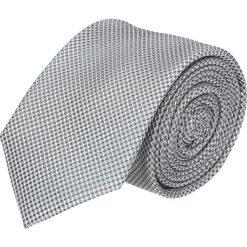 Krawat platinum szary classic 211. Szare krawaty męskie Recman. Za 49,00 zł.