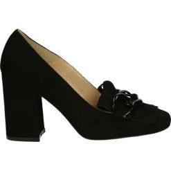 Buty ślubne damskie: Czółenka - 01406 CAM NER