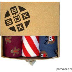 Box Świąteczny (2) - Skarpetki Sox in the Box. Brązowe skarpetki męskie Pakamera. Za 69,00 zł.