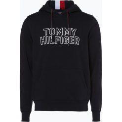 Bejsbolówki męskie: Tommy Hilfiger - Męska bluza nierozpinana, czarny