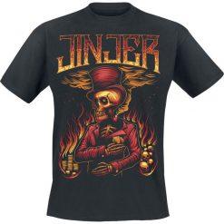 T-shirty męskie: Jinjer Cloud Factory T-Shirt czarny