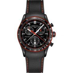 RABAT ZEGAREK CERTINA DS 2 Gent Precidrive Chrono C024.447.17.051.33. Czarne zegarki męskie CERTINA, ze stali. W wyprzedaży za 2974,40 zł.