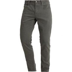 GStar 3301 SLIM COJ Jeansy Slim Fit inza stretch denim. Szare jeansy męskie relaxed fit marki G-Star. Za 469,00 zł.