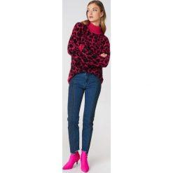 Rut&Circle Jeansy w dwóch odcieniach Hanne - Blue. Niebieskie jeansy damskie Rut&Circle, z jeansu. Za 202,95 zł.