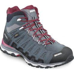 Buty trekkingowe damskie: MEINDL Buty damskie X-SO 70 Lady Mid GTX czarno-bordowe r. 38.5 (3985)