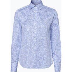 Topy sportowe damskie: Eterna Comfort Fit – Bluzka damska, niebieski