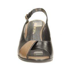 SANDAŁY BUT S U155-H42-0A. Szare sandały damskie marki Casu. Za 169,99 zł.