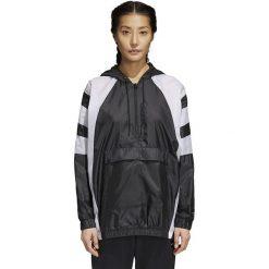 Kurtka adidas EQT Windbreaker (CD6883). Szare kurtki damskie marki Adidas, l, z dresówki, na jogę i pilates. Za 180,00 zł.