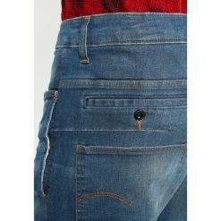 GStar DSTAQ 3D TAPERED Jeansy Zwężane beln stretch denim. Niebieskie jeansy męskie marki G-Star. W wyprzedaży za 449,40 zł.