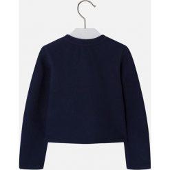Mayoral - Sweter dziecięcy 98-134 cm. Szare swetry rozpinane damskie Mayoral, z bawełny. Za 79,90 zł.