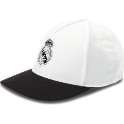 Czapka z daszkiem adidas - Real S16 Cap Cw CY5609 Cwhite/Black. Białe czapki z daszkiem męskie Adidas, z materiału. W wyprzedaży za 129,00 zł.