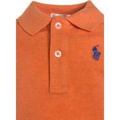Polo Ralph Lauren BABY Koszulka polo true orange heather. Brązowe bluzki dziewczęce bawełniane marki bonprix, m, z nadrukiem. Za 189,00 zł.