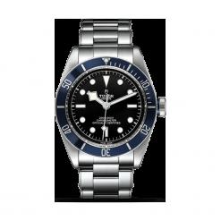 ZEGAREK TUDOR HERITAGE BLACK BAY 79230B 72060 BLACK INDEX W. Czarne zegarki męskie TUDOR, ze stali. Za 15190,00 zł.
