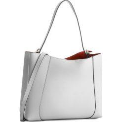 Torebka CREOLE - K10523  Szary Jasny. Szare torebki klasyczne damskie Creole, ze skóry. W wyprzedaży za 219,00 zł.
