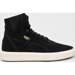 Puma - Buty Breaker Hi. Czarne buty skate męskie Puma. W wyprzedaży za 379,90 zł.