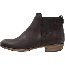 Botki damskie lity: HUB KIM Ankle boot black/natural