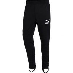 Spodnie męskie: Puma VINTAGE TRACK PANTS Spodnie treningowe black/white